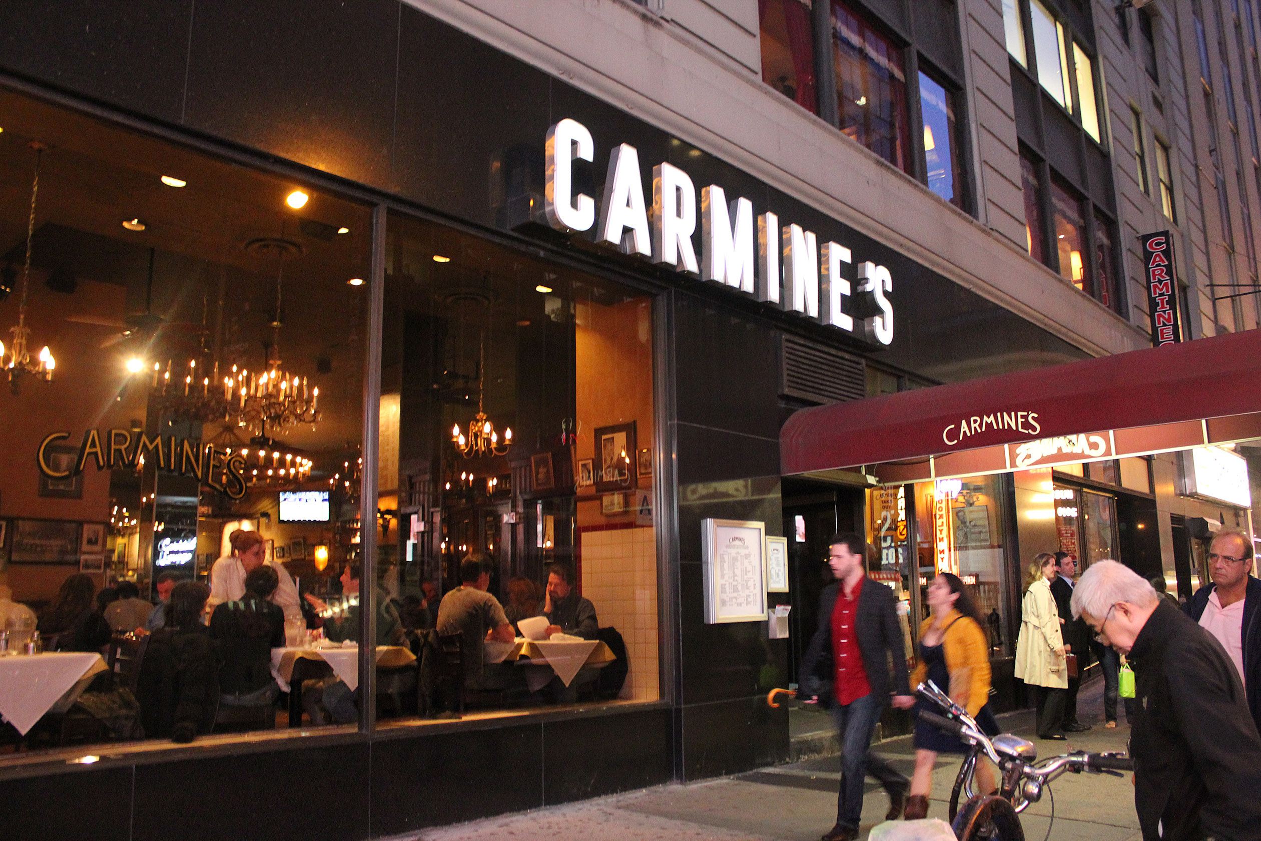 New York Italian Restaurant In Las Vegas